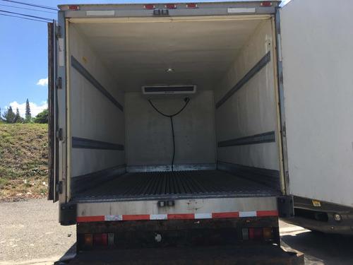 camión isuzu npr refrigerado 2014
