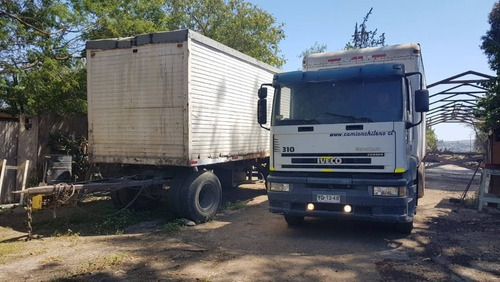 camion iveco 2005