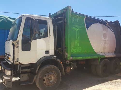 camion iveco basura con faltantes !!! oportunidad !!!