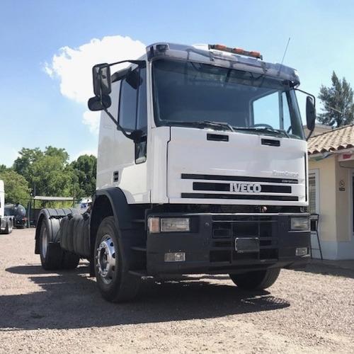 camion iveco cavallino 450 e 32 t `06 $ 1200000
