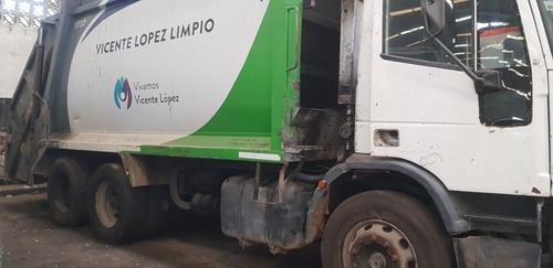 camion iveco compactador de residuos, oportunidad !!!