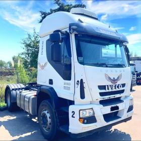 Camion Iveco Cursor 330 ´14 $ 2300000