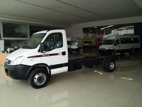camion iveco daily  70c17hd  chasis 0km 3.0 16v
