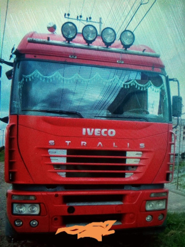 camion iveco stralis 540