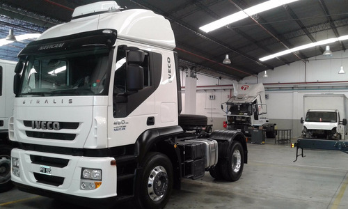 camion iveco stralis