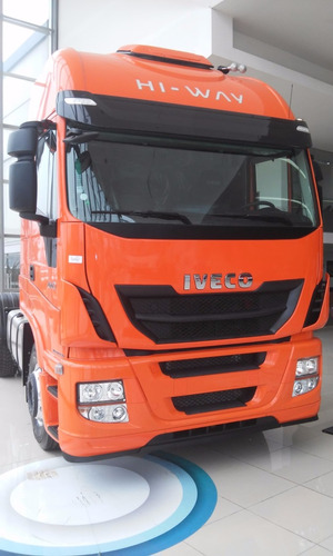 camion iveco stralis hiway 490s44 t tractor automatico