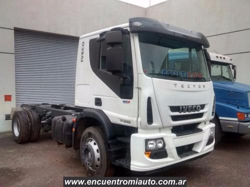 camion iveco tector 170 e25  720000 de entrega   multicamju