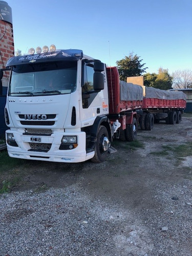 camion iveco tector 17250