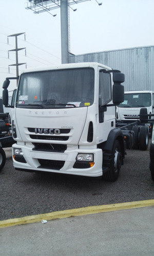 camion iveco tector attack