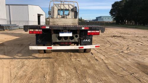 camion jac 10 ton -vendo por renovacion flota-