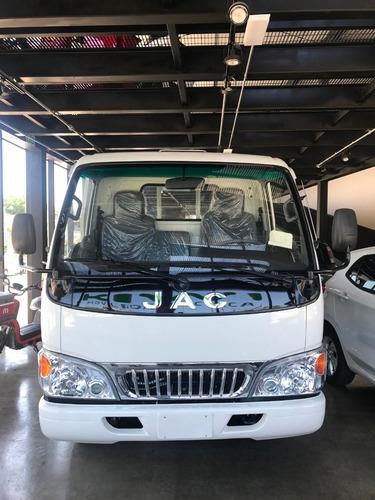 camión jac 1035 2020 0 km con patente gratis!