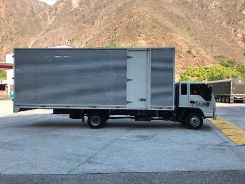 camión jac 1083 modelo 2013