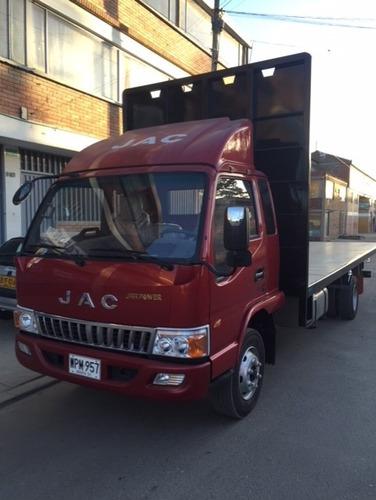 camion jac 2017 eselente estado, como nuevo!!!3103321568