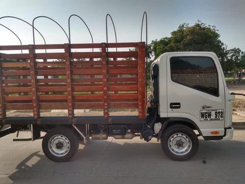 camion jac 2019