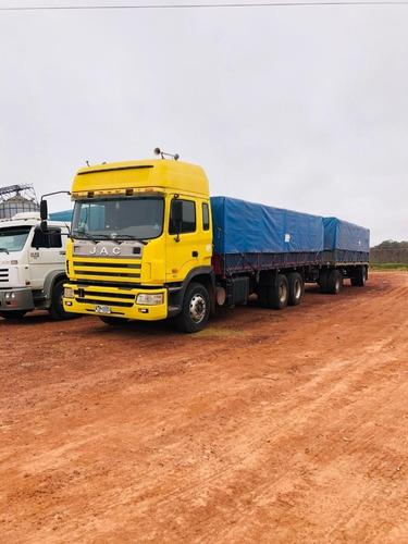 camión jac 336 hp