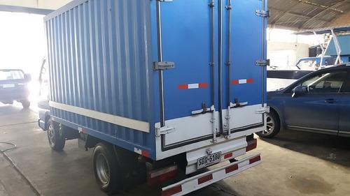 camion jac furgon