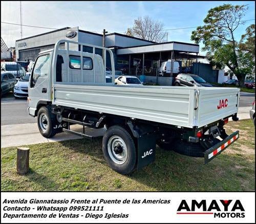 camión jac hfc 1035 k rueda simple amaya motors !!