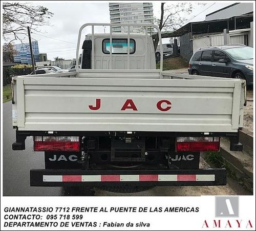 camion jac hfc 1035 k rueda simple amaya motors