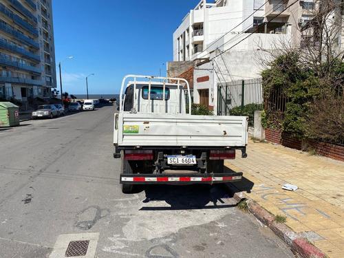 camión jac hfc 1035k (descuenta iva)