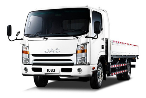 camion jac hfc 1063 para 5500kg 0km desde u$s 31490con abs