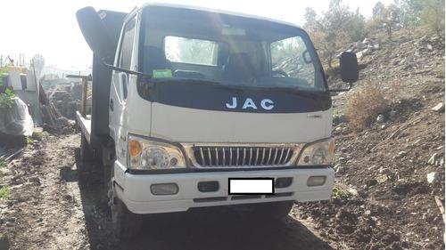 camion jac hfc 1083 año 2009