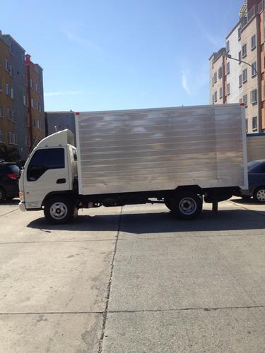 camion jac hfc1040 tipo furgon