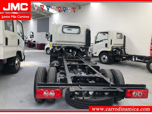 camion jmc 3.5 toneladas doble llanta1041