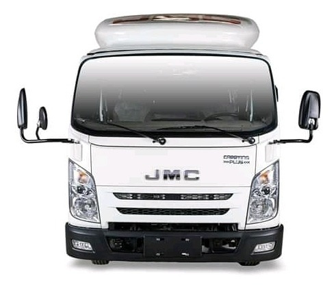 camión jmc carrying 3.7t doble cabina doble llanta