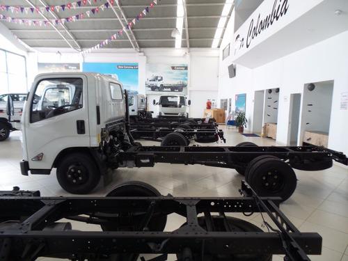 camión jmc carrying plus 4.5 ton