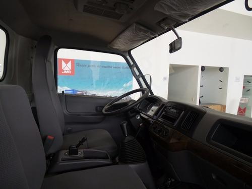 camión jmc convey 5.8 ton