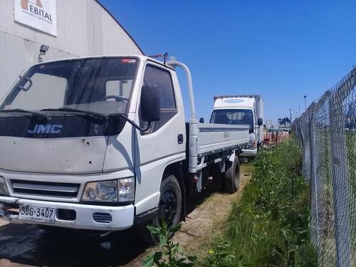 camion jmc doble rueda
