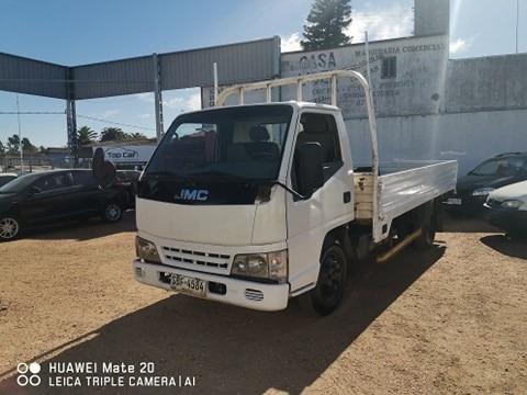 camion jmc nkr topcar u$s 4000 y cuotas en pesos