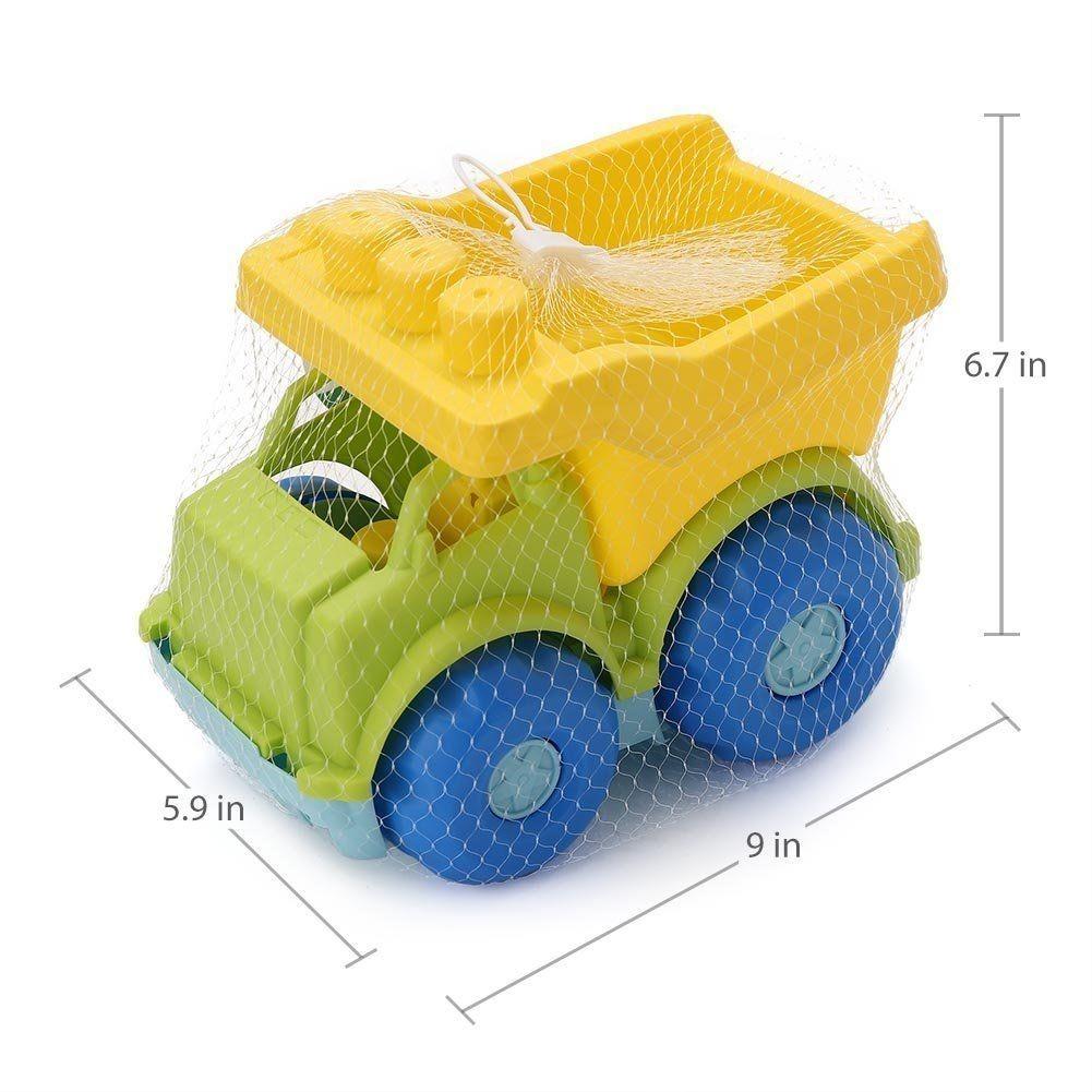 Juguete Camión Construcción Vehículo Paragreen Coches AR54jq3L