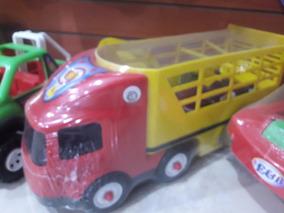 6 Animales Juguete Bredice Transporte Camion Ganado Enricoamp; NkX8wPnO0
