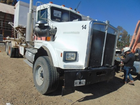 camion kenworth detroit 470hp