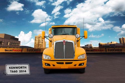 camión kenworth t660