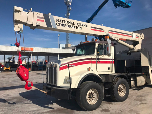 camion  kenworth t800b mod 1997 con titan national
