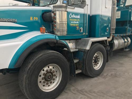 camion  kenworth t800b mod 1998 con titan welco de 30 tons