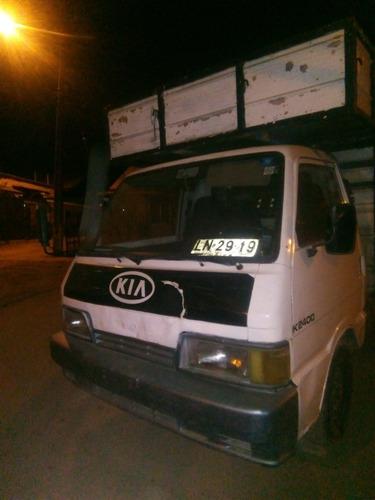 camión kia 2.4 k2400, diesel