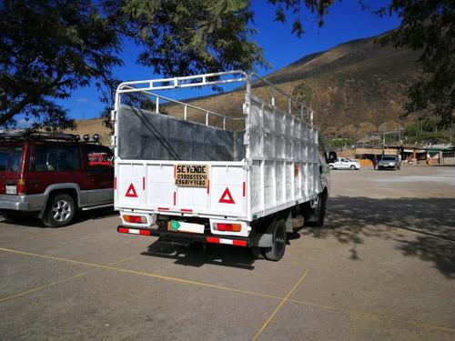 camión kia k3000s turbo interculer de 2.5 toneladas