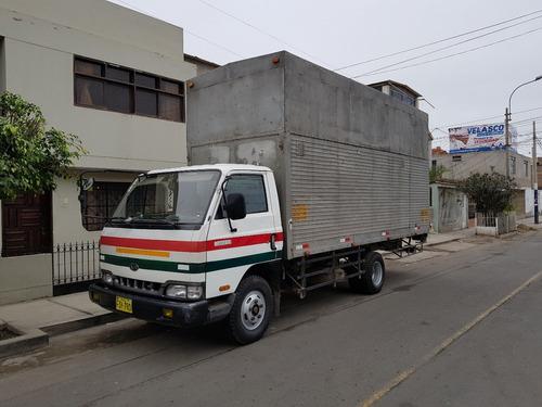 camión kia trade furgón cerrado 25 m3