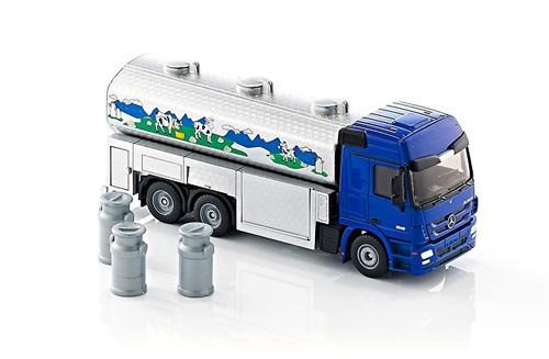 camión lechero  siku  esc. 1/50 nuevo!