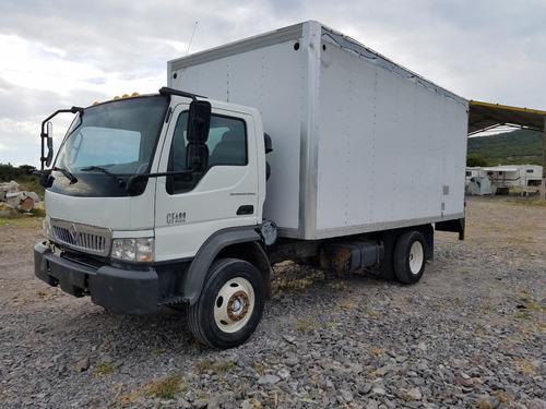 camión ligero international cf 600 carga caja seca