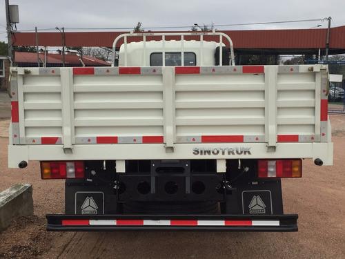 camión liviano howo 10 toneladas