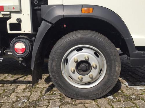 camión liviano howo 4 toneladas de carga