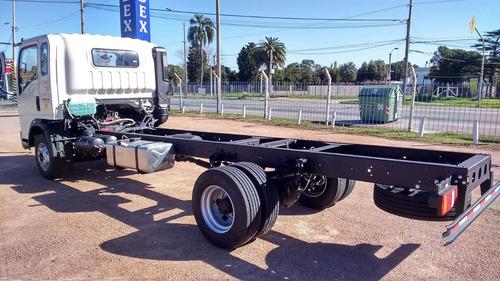camión liviano howo 6 toneladas de carga  sin caja