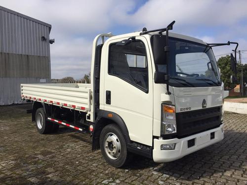 camión liviano howo 7 toneladas