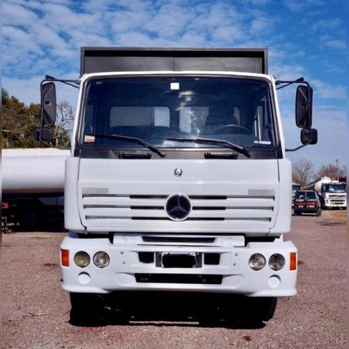 camion m. benz 1720 ´05 chasis balancin 6x2