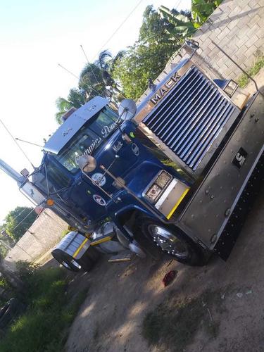 camion mack super liner 1989