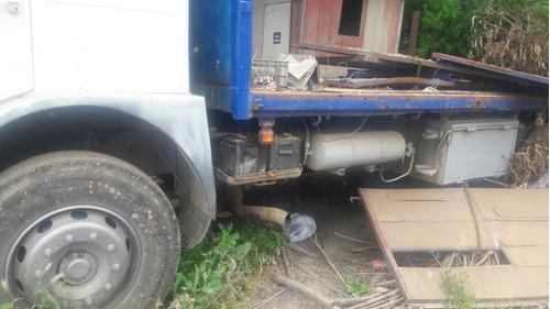 camión  man 260 man 260